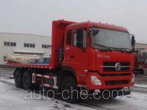 Shenying YG3258A6PZ flatbed dump truck