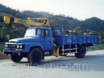 Shenying YG5100JSQ truck mounted loader crane