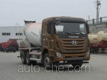 神鹰牌YG5250GJBKPQ52M型混凝土搅拌运输车