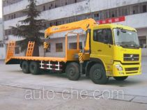 神鹰牌YG5311JSQA3型随车起重运输车
