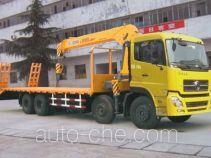Shenying YG5311JSQA3 truck mounted loader crane