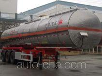 神鹰牌YG9400GRY型易燃液体罐式运输半挂车