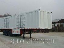 Shenying YG9400XXY box body van trailer