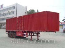 Shenying YG9401XXY box body van trailer