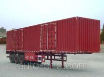 Shenying YG9403XXY box body van trailer