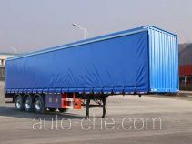 Shenying YG9404XXY box body van trailer