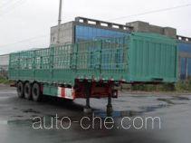 神行牌YGB9312CXY型仓栅式运输半挂车