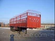 神行牌YGB9371CXY型仓栅式运输半挂车