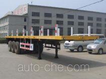 Shenxing (Yingkou) flatbed trailer