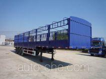神行牌YGB9401CCY型仓栅式运输半挂车