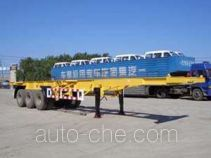 神行牌YGB9401TJZ型集装箱运输半挂车