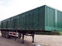 神行牌YGB9403XXY型厢式运输半挂车