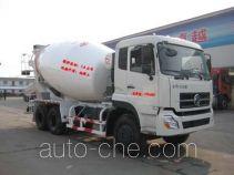 广科牌YGK5250GJBDF型混凝土搅拌运输车