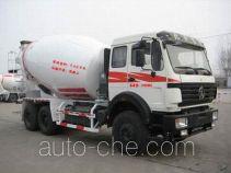 广科牌YGK5250GJBND型混凝土搅拌运输车