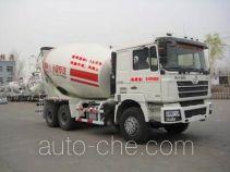 广科牌YGK5251GJBSX型混凝土搅拌运输车