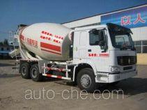 广科牌YGK5251GJBZZ型混凝土搅拌运输车