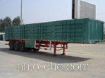 Guangke YGK9400XXY box body van trailer
