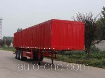 Guangke YGK9400XXY box body van trailer