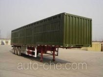 Guangke YGK9400XXYE box body van trailer