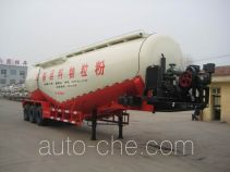 Guangke YGK9401GFL low-density bulk powder transport trailer