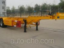 Guangke YGK9401TJZG container transport trailer
