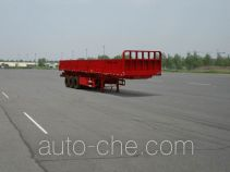 广科牌YGK9401ZX型自卸半挂车