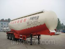 Guangke YGK9403GFL medium density bulk powder transport trailer