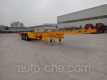 Guangke YGK9405TJZ container transport trailer