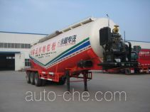 Guangke YGK9406GFL low-density bulk powder transport trailer