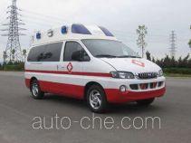 前兴牌YH5031JH型救护车