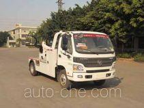 粤海牌YH5040TQZ184T型清障车