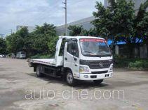 粤海牌YH5040TQZ185P型清障车