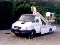 Yuehai YH5051JGK04 aerial work platform truck