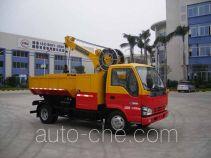 Yuehai YH5060ZWX02 silt (sludge) grab truck