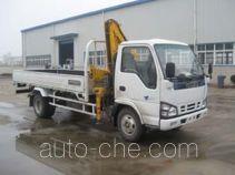 粤海牌YH5070JSQ02型随车起重运输车