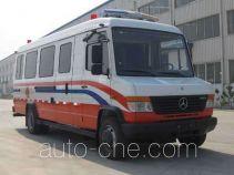 前兴牌YH5070XTX型通信车