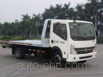 粤海牌YH5075TQZ01P型清障车