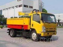 Yuehai YH5100ZWX02 silt (sludge) grab truck