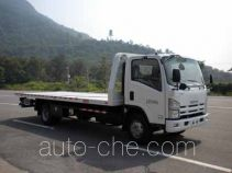 粤海牌YH5102TQZ02P型清障车