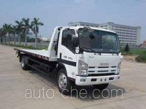 粤海牌YH5104TQZ02P型清障车