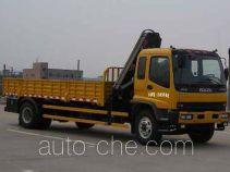 粤海牌YH5151JSQ02型随车起重运输车