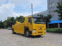 粤海牌YH5160TQZ095T型清障车