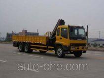 粤海牌YH5230JSQ02型随车起重运输车