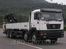 粤海牌YH5310JSQ29型随车起重运输车