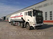 Huida YHD5310GDY cryogenic liquid tank truck