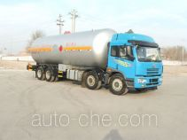 Huida YHD5311GYQ liquefied gas tank truck