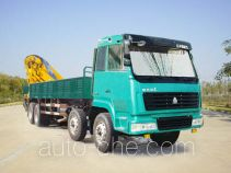 Haide YHD5311JSQ26 truck mounted loader crane