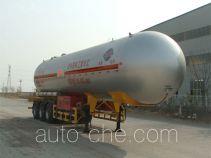 Huida YHD9400GYQ01 liquefied gas tank trailer