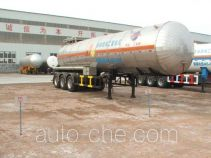 Huida YHD9405GYQ1 liquefied gas tank trailer