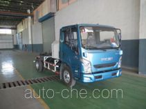 Hengyi YHY5040ZXX detachable body garbage truck